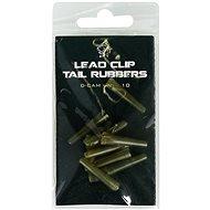 Nash Lead Clip Tail Rubber 10 ks - Prevlek