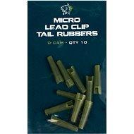 Nash Micro Lead Clip Tail Rubbers 10 ks - Prevlek