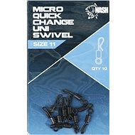 Nash Quick Change Uni Micro Swivel 10 ks - Obratlík