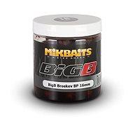 Mikbaits Legends Boilie v dipe BigB Broskyňa Black pepper 16 mm 250 ml - Boilies