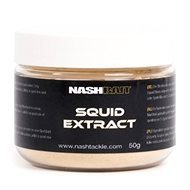 Nash Squid Powder 50 g - Extrakt