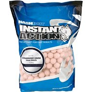 Nash Instant Action Strawberry Crush 20 mm 2,5 kg - Boilies