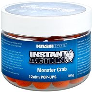 Nash Instant Action Monster Crab 12 mm 30 g - Pop-up boilies
