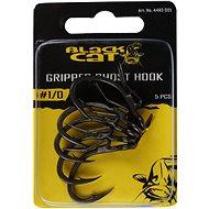 Black Cat Gripper Ghost Hook Veľkosť 1/0 5 ks - Háčik
