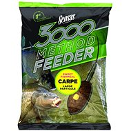 Sensas 3000 Method Feeder Carp 1 kg - Vnadiaca zmes