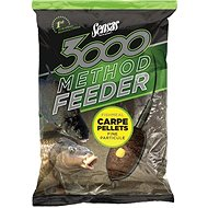 Sensas 3000 Method Feeder Carp Pellets 1 kg - Vnadiaca zmes