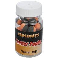 Mikbaits XXL Method Feeder fluo pop-up Master Krill 60 ml - Plávajúce boilies