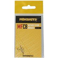 Mikbaits XXL Method Feeder nadväzec MFC Veľkosť 8 10 cm 2 ks - Nadväzec