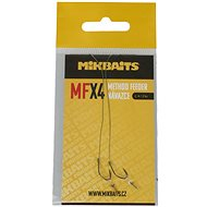 Mikbaits XXL Method Feeder nadväzec MFX Veľkosť 4 10 cm 2 ks - Nadväzec