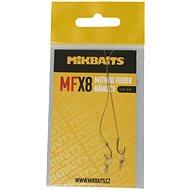 Mikbaits XXL Method Feeder nadväzec MFX Veľkosť 8 10 cm 2 ks - Nadväzec