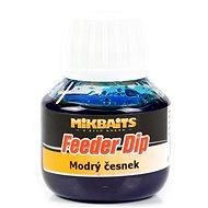 Mikbaits Feeder dip Modrý cesnak 50 ml - Dip