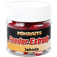 Mikbaits Mäkké feeder extrudy Jahoda 50 ml