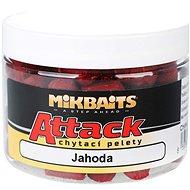 Mikbaits Attack chytacie pelety Jahoda 150 ml - Pelety