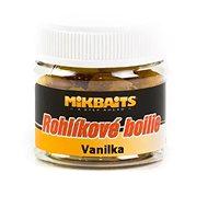Mikbaits Rohlíkové boilies Vanilka 50 ml - Rožkové boilies
