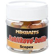 Mikbaits Rohlíkové boilies Scopex 50 ml - Boilies