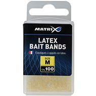 FOX Matrix Latex Bait Bands Medium 100 ks - Krúžok