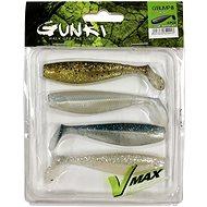 Gunki G´Bump Clear Water 8 cm 4 ks