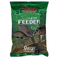 Sensas 3000 Super Feeder Lake Black 1 kg