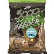 Sensas 3000 Method Feeder Bremes & Gross Poissons 1 kg - Vnadiaca zmes