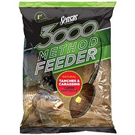 Sensas 3000 Method Feeder Tanches Carrasins 1 kg - Vnadiaca zmes