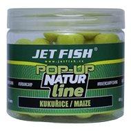 Jet Fish Pop-Up Natur Line Kukurica 16 mm 60 g - Pop-Up pelety