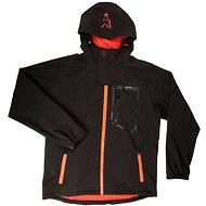 FOX Softshell Jacket Black/Orange - Bunda