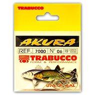 Trabucco Akura 7000 Veľkosť 6 15 ks - Háčik na ryby