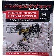 Trabucco Strong Slider Connector Feeder M 5ks - Karabína