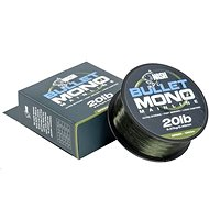 Nash Bullet Mono 0,28 mm 10 lb 1000 m Green