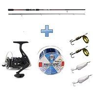 Saenger Prívlačová súprava SensiTec Trout 1,8 m 8 – 28 g + vlasec a trblietky ZADARMO - Rybárska súprava