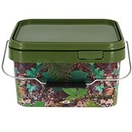 NGT Square Camo Bucket 5 l - Vedro