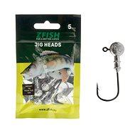 Zfish Jig Head 15 g Veľkosť 4/0 5 ks - Jigová hlavička