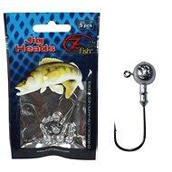 Zfish Jig Head 20 g Veľkosť 5/0 5 ks - Jigová hlavička