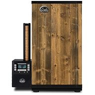 Bradley Smoker Digital Smoker (4-Rack) + tapeta Wood 04
