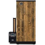 Bradley Smoker Digital Smoker (6-Rack) + tapeta Wood 04 - Udiareň