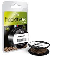 FIN Hookline 6K Muddy 35 lbs 20 m - Šnúra