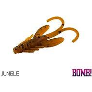 Delphin BOMB! Nympha 2,5 cm Jungle 10 ks - Gumová nástraha