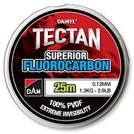 DAM Damyl Tectan Superior Fluorocarbon 0,23 mm 3,6 kg 25 m - Fluorcarbon