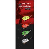 Effzett Trout Spinner Assortment 6g Velikost 3 4ks - Trblietka