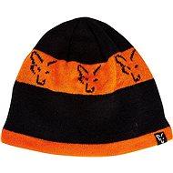 FOX Beanie Black/Orange - Čiapka