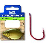 Zebco Trophy Bream Hook-to-Nylon Velikost 12 0,13mm 70cm 10ks