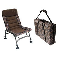 Zfish Quick Session Chair + Camo Chair Carry Bag - Kreslo