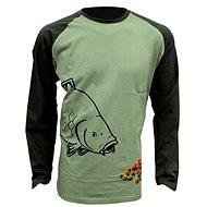 Zfish Boilie T-Shirt Long Sleeve Veľkosť L - Tričko