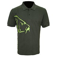 Zfish Carp Polo T-Shirt Olive Green Veľkosť XL - Tričko
