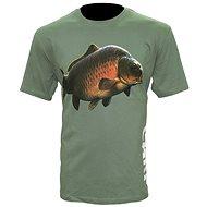 Zfish Carp T-Shirt Olive Green Veľkosť XXL - Tričko