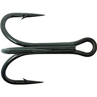 Mustad Needlepoint Treble Hook Veľkosť 2/0 6 ks - trojháčik