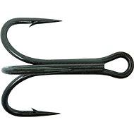 Mustad Needlepoint Treble Hook Veľkosť 1/0 6 ks - trojháčik