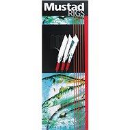 Mustad 3 Hook Sea Flector Mackerel Trace T4A Veľkosť 1/0 - Nadväzec