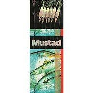 Mustad 3 Hook Sea Flector Mackerel Trace T4B Velikost 1