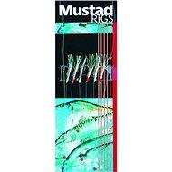 Mustad Fishskin Bi-Color T81 Veľkosť 4 - Nadväzec